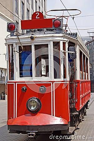 Free City Tram Stock Image - 15429961
