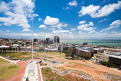 City view of Port Elizabeth