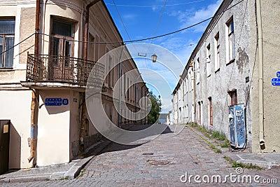 City of Vyborg