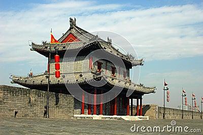 City Wall of Xi an