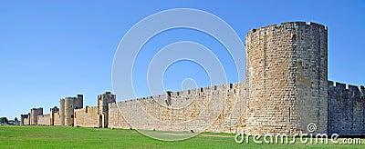 City Walls,Aigues-Mortes,Camargue,France