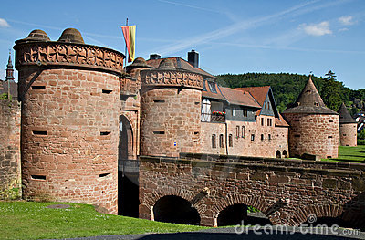 City Walls of Buedingen