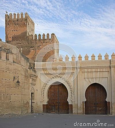 City Walls of Fes