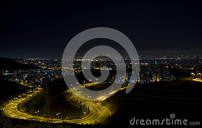 Citylights - A View from Izmir
