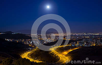Citylights - A View from Izmir