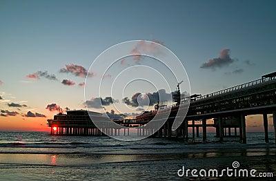Cityline at the seaside