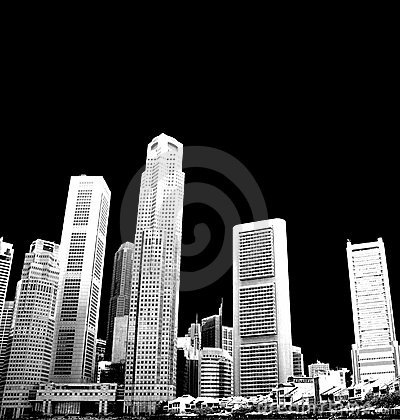 Free Cityscape Royalty Free Stock Images - 646759