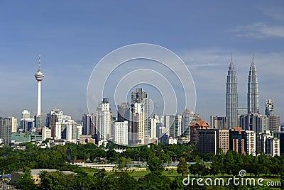 Cityscape Kuala Lumpur