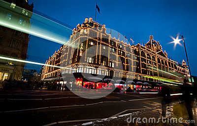 Cityscape of London Editorial Image