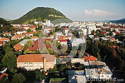 Cityscape of Piatra Neamt