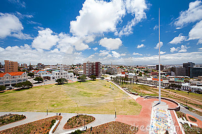 Cityscape of Port Elizabeth