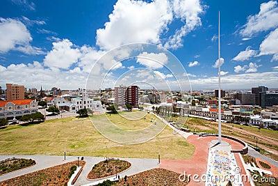 Cityscape of Port Elizabeth