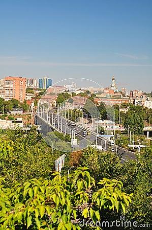 Cityscape. Rostov-on-Don. Russia