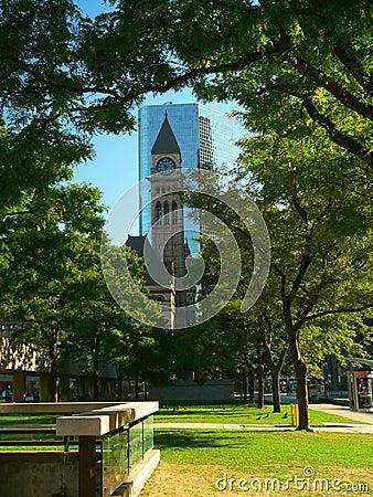 Cityscape from Toronto-Canada I