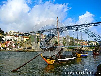 Ciudad de Oporto, Portugal