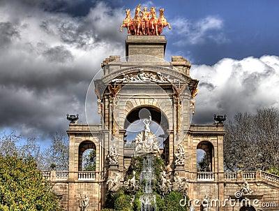 Ciudadela park, Barcelona