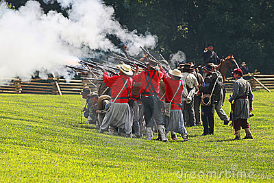 Civil war Editorial Photography
