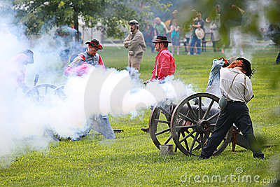 Civil war Editorial Stock Photo
