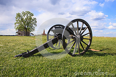 Civil War Canon Virginia