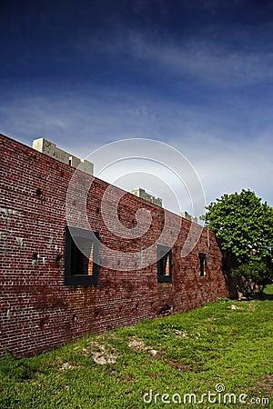 Civil War Era Fort
