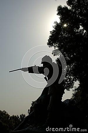 Civil War Monument Vicksburg