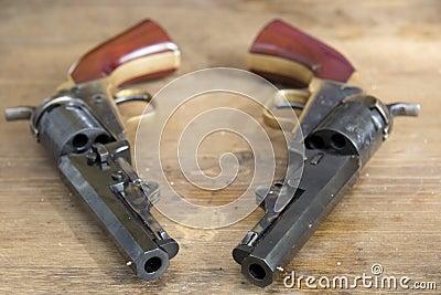 Civil War Pistols