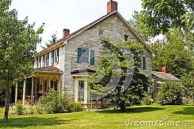 Civil War Stone House