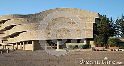 Civilization Museum Editorial Stock Photo