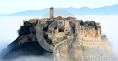 Civita di Bagnoreggio - Panorama