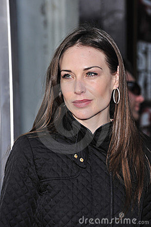 Claire Forlani Editorial Photo