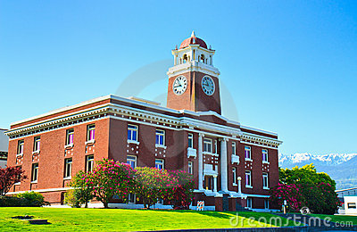 Clallam County Courthouse, Port Angeles Washington