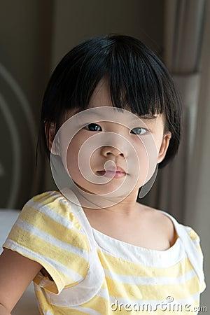 Clam little child
