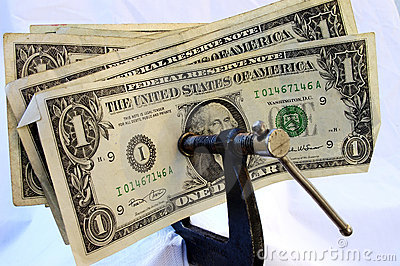 Clamp on the Dollar