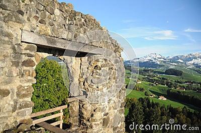 Clanx Castle Ruin