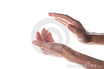 Clapping hand