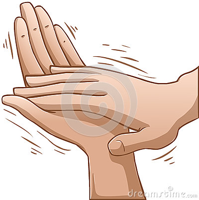 Free Clapping Hands Royalty Free Stock Images - 35837039