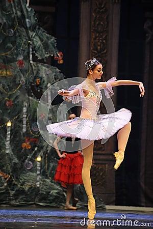 Free Clara Close-up -The Ballet  Nutcracker Royalty Free Stock Image - 49367166