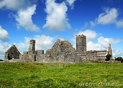 Clare Abbey Co. Clare Ireland