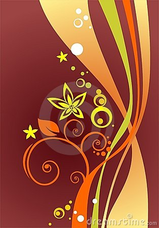 Claret curves background