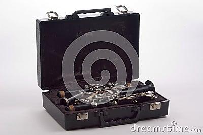 Clarinet en caso de que