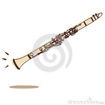 Clarinet Vector Stock Photography - Image: 35663902