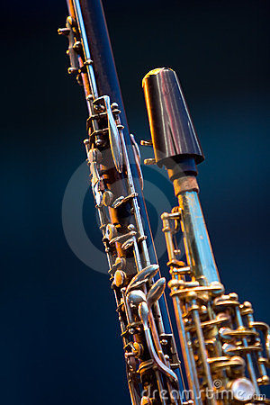 Clarinet Soprano Saxophone detail