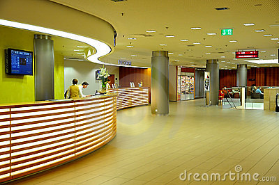 Clarion Congress Hotel Prague Editorial Image