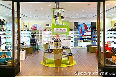 Clarks Shoes Outlet Store in Wembley | London Designer Outlet
