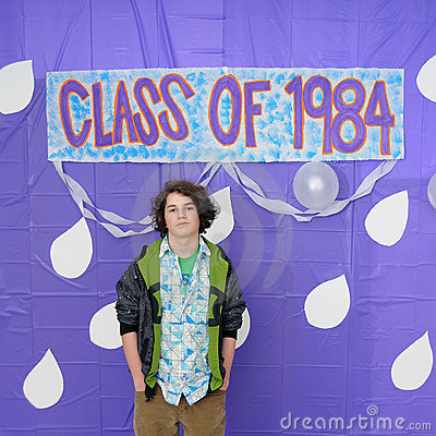 Class of 1984 Graduation