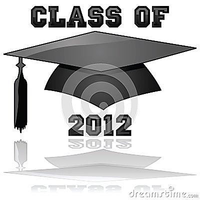 Class of 2012 graduation