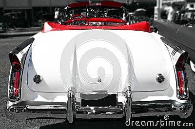 Classic 1950 s Car