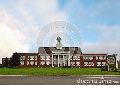 Classic american school