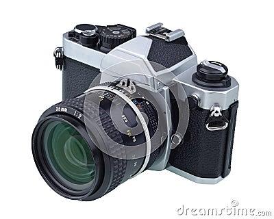 Classic and antique camera