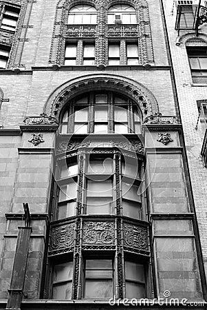 Classic Apartment Window